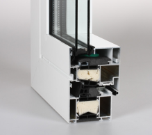 Hliníková okna - profil
